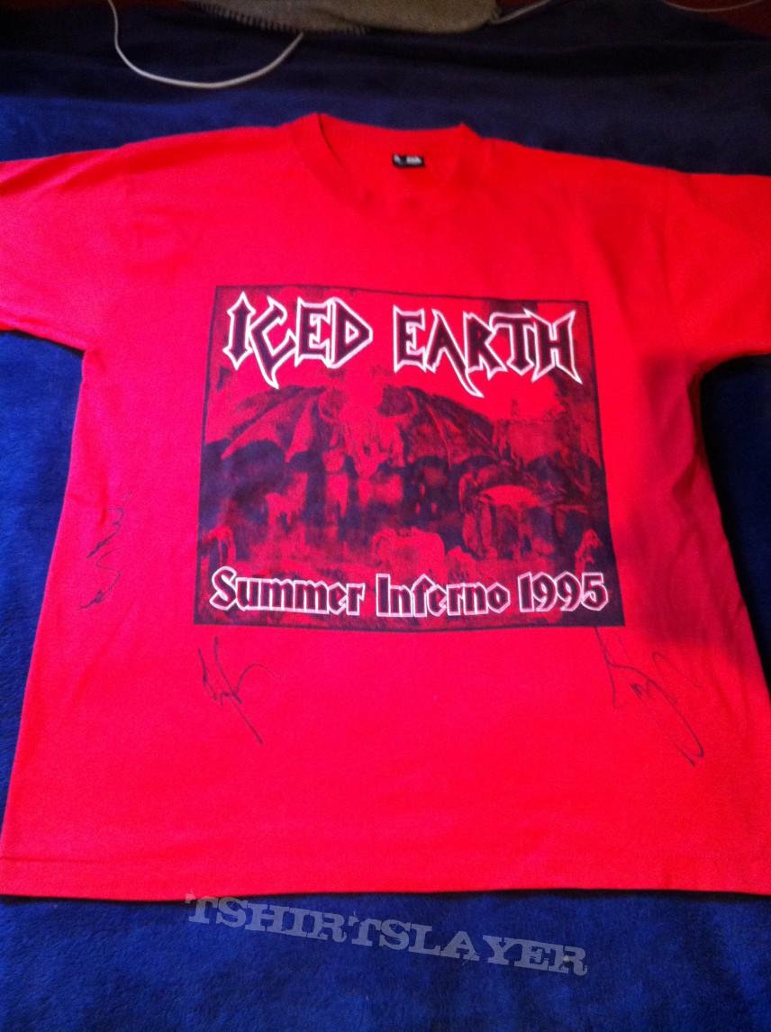 Iced Earth Crew member Shirt