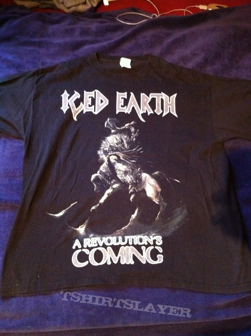 Iced Earth Fuck Posers 33