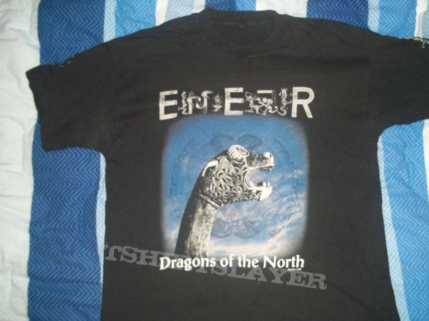 Einherjer Dragons Of The North Shirt