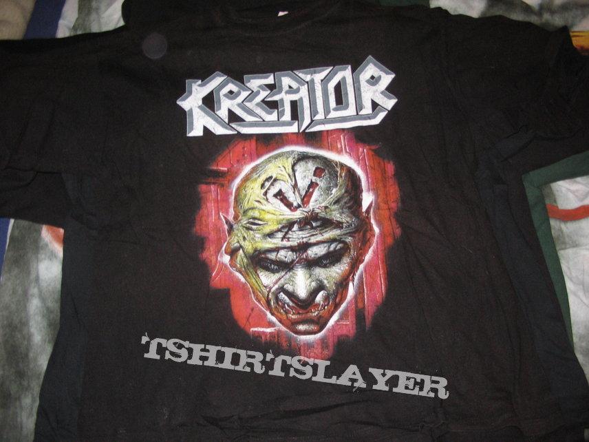 Kreator Violent Revolution Shirt