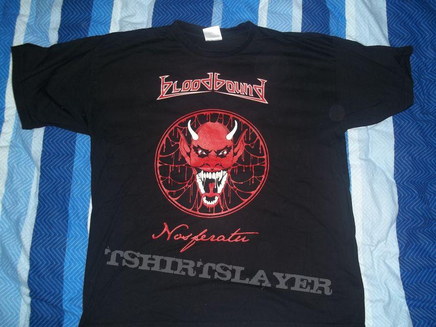 Bloodbound Nosferatu Shirt