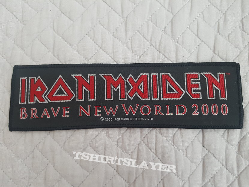 Brave New World strip patch