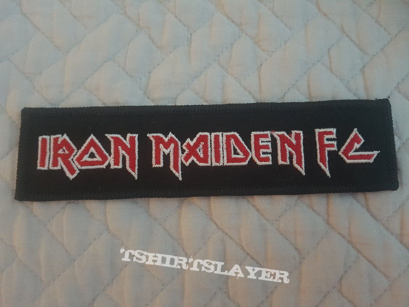 Iron Maiden Fan Club patch