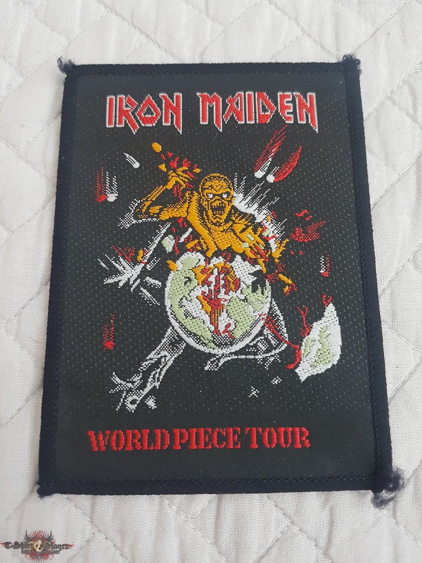 World Piece Tour vintage patch