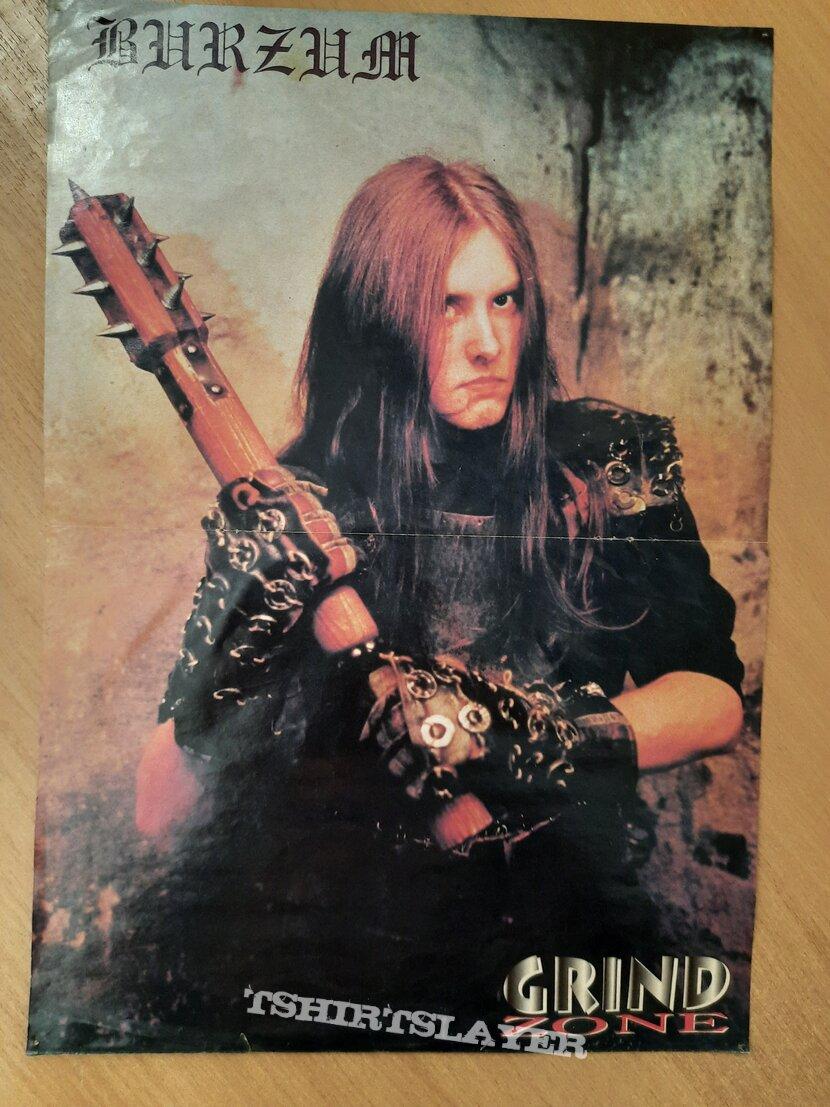 Varg/Quorthon poster
