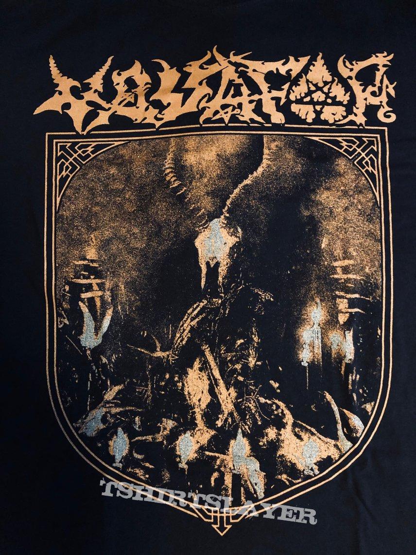 """VASSAFOR - """"Malediction"""" official t-shirt"""