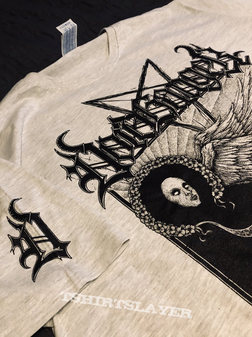 """VOIDHANGER - """"Working Class Misnathropy"""" official tshirt"""