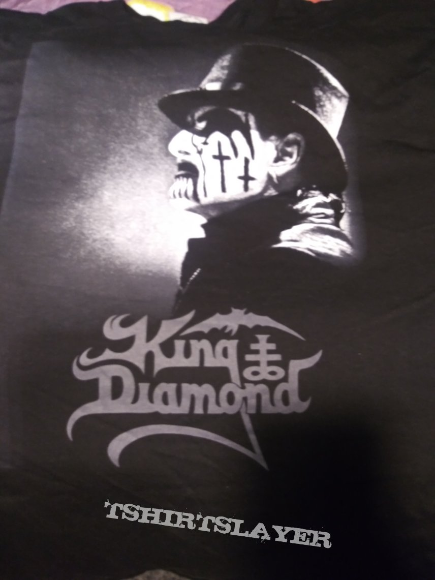 Official King Diamond 2014 tour NEVER WORN