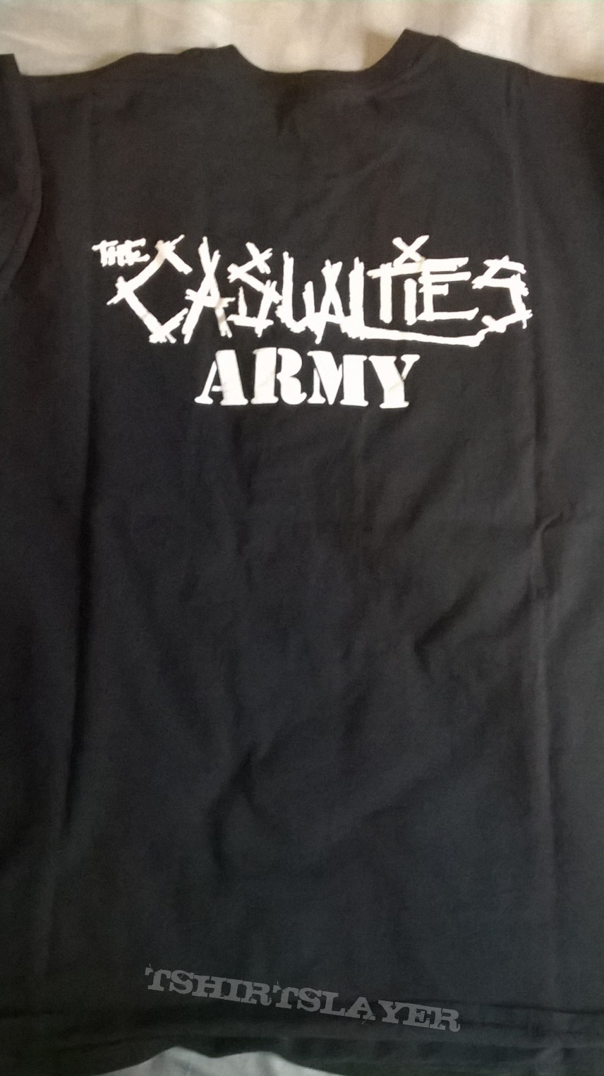 The Casualties - Resistance - The Casualties Army