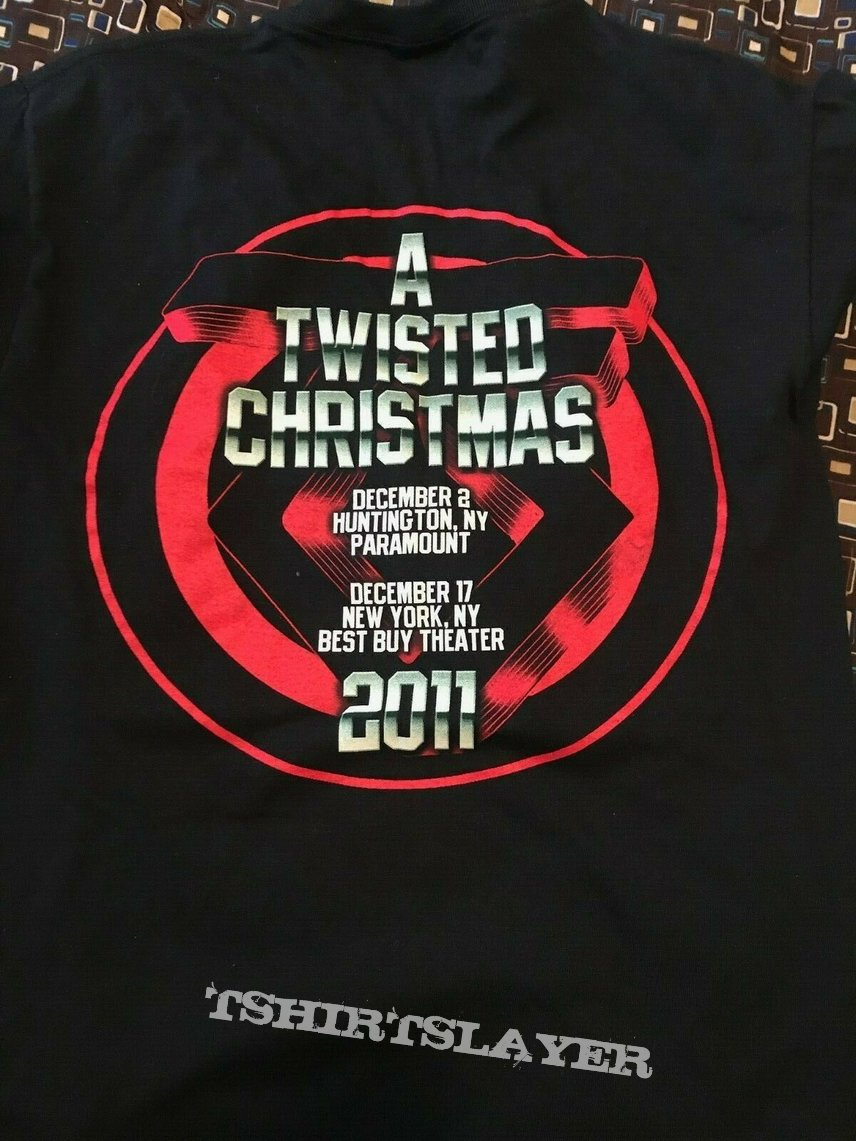 Twisted Sister Christmas.Twisted Sister Twisted Christmas 2011 Nyc New York