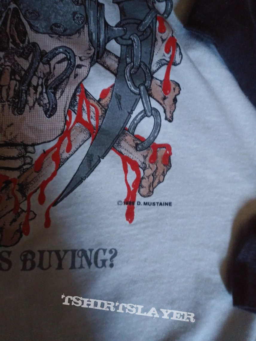 Megadeth, peace sells but who's buying 1986