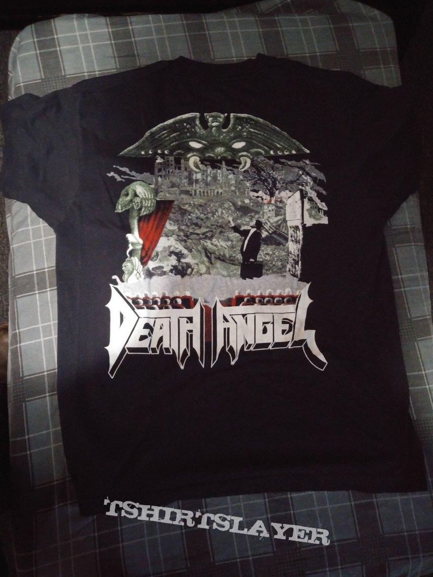 Death angel act 3. 1990 world tour shirt