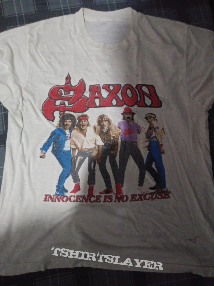 Saxon innocence is no excuse 1988