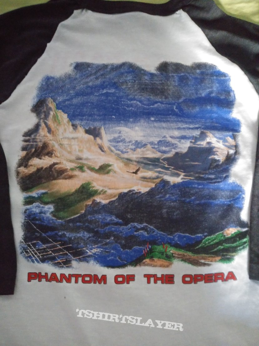 Iron maiden phantom of the opera 1986