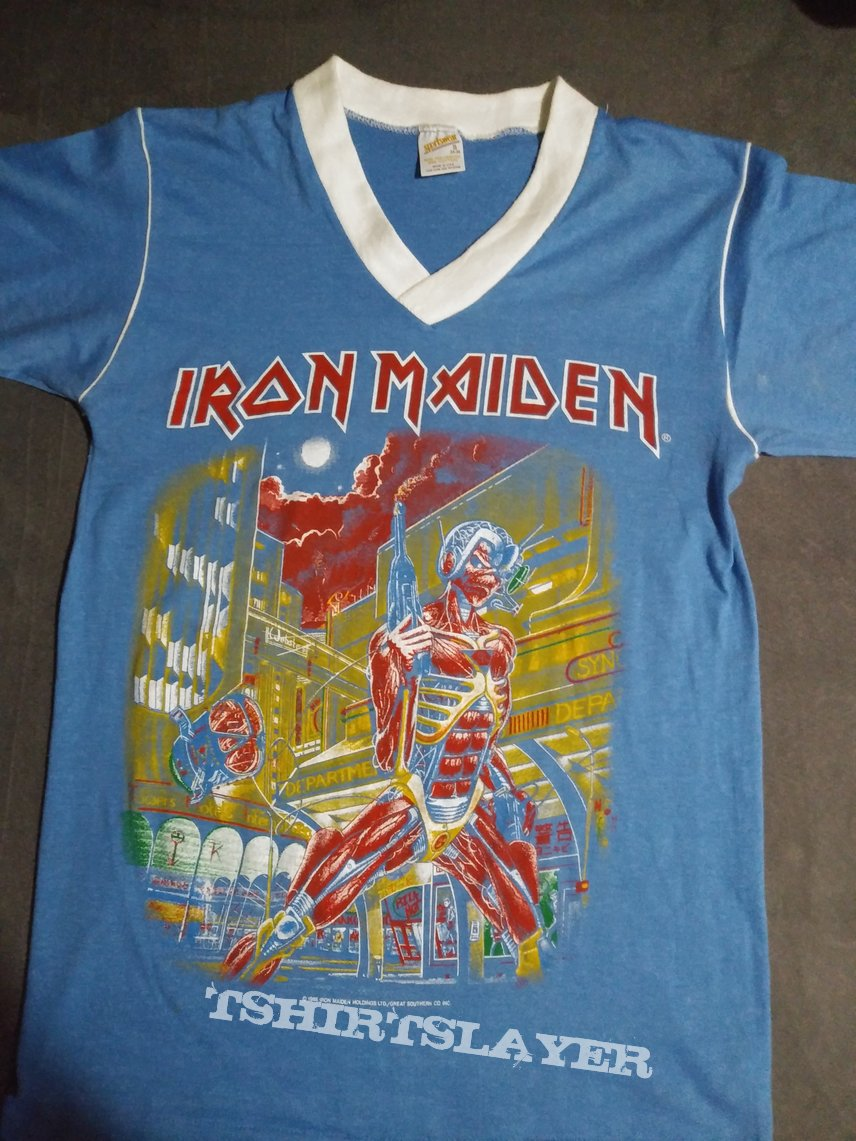 Iron maiden 1986 Somewhere in time