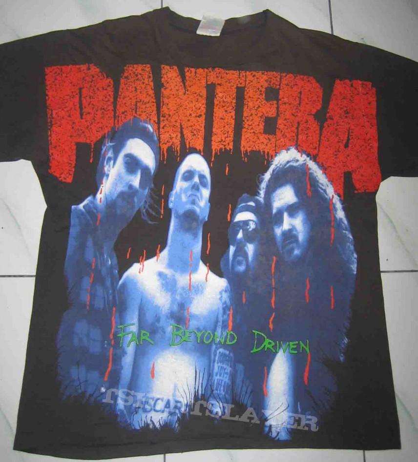 Pantera Far Beyond Driven Full Print 1993 Tshirtslayer Tshirt