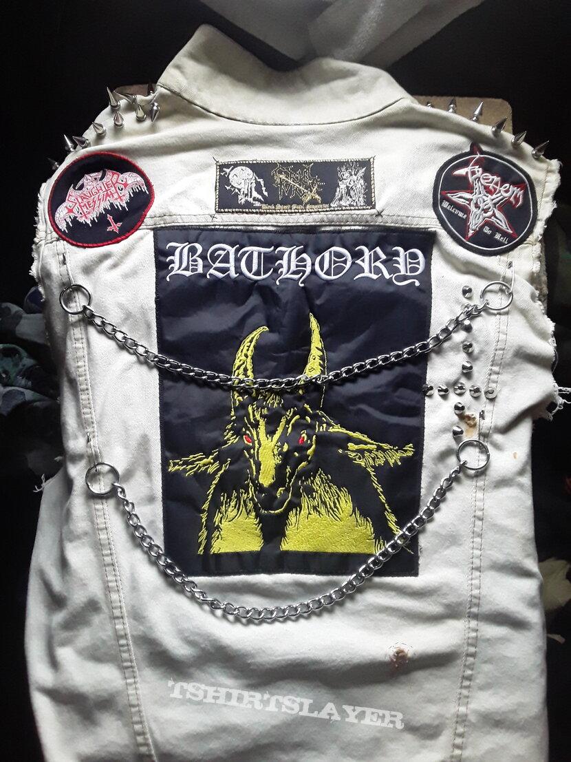 The Blackened Metal Jacket