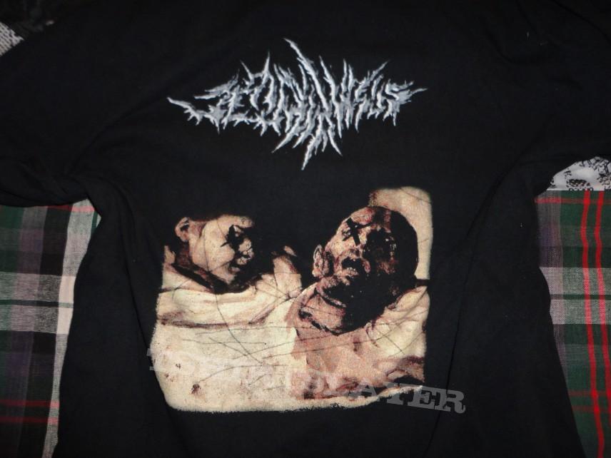 TShirt or Longsleeve - Jenovavirus Shirt