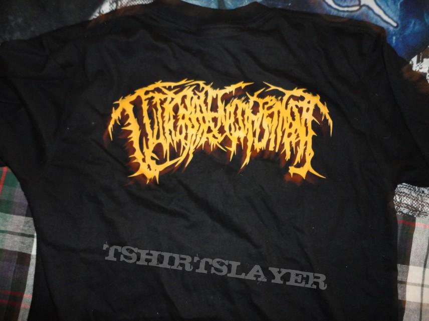 TShirt or Longsleeve - Guttural Engorgement Shirt