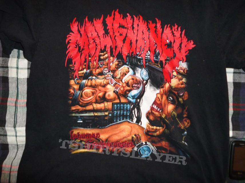 TShirt or Longsleeve - Malignancy Shirt