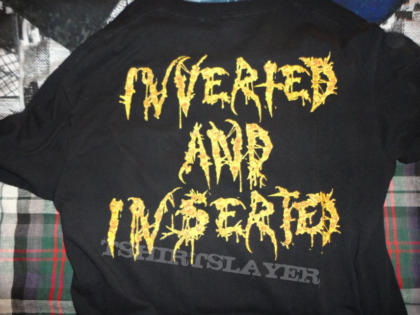 TShirt or Longsleeve - Severed Savior Shirt