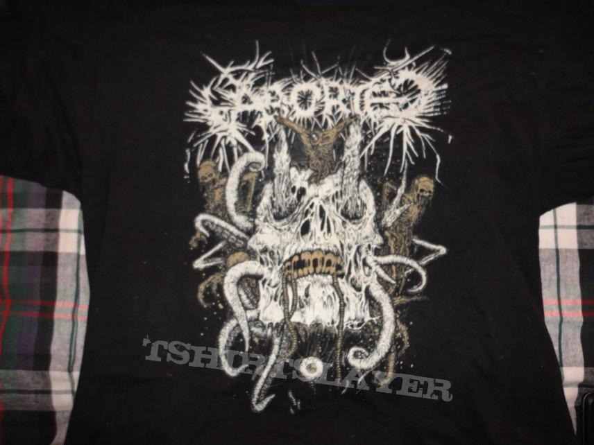 TShirt or Longsleeve - Aborted Shirt