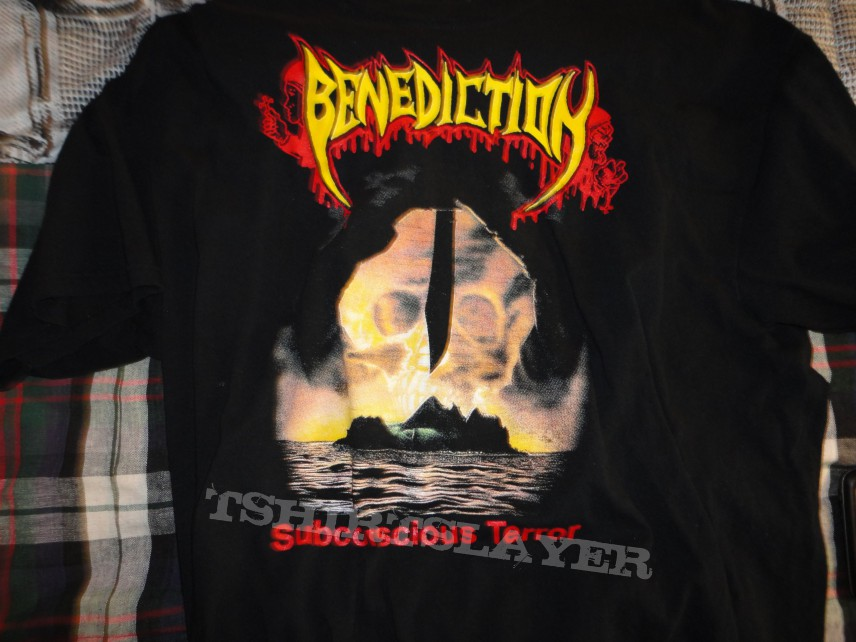 TShirt or Longsleeve - Benediction Shirt