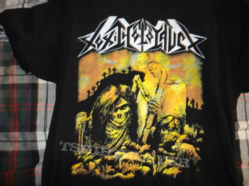 TShirt or Longsleeve - Toxic Holocaust Shirt