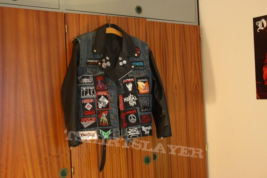 Battle Jacket (still a work in progress)