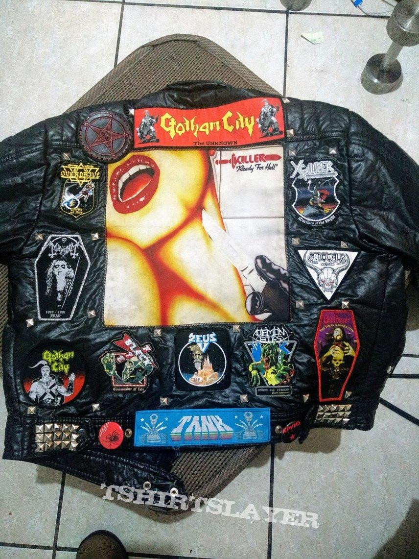 Battle Jacket, stolen!