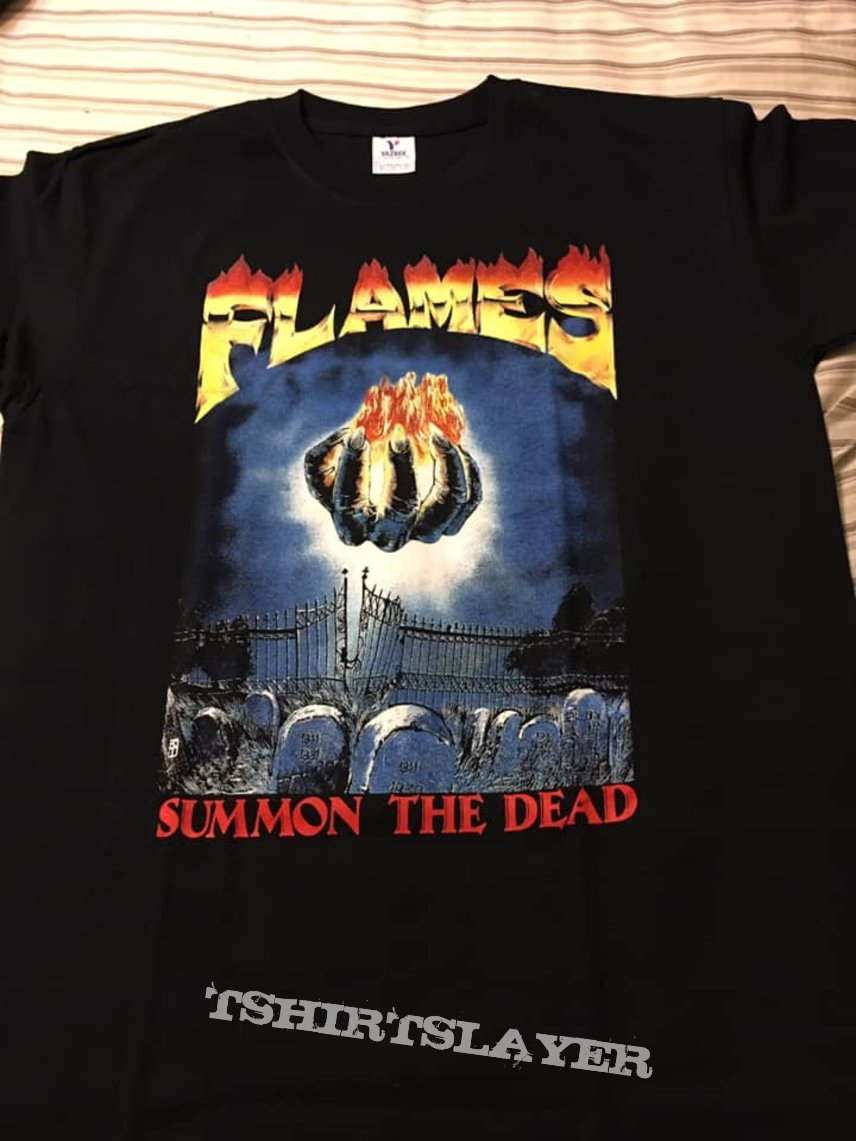 flames - summon the dead - size l