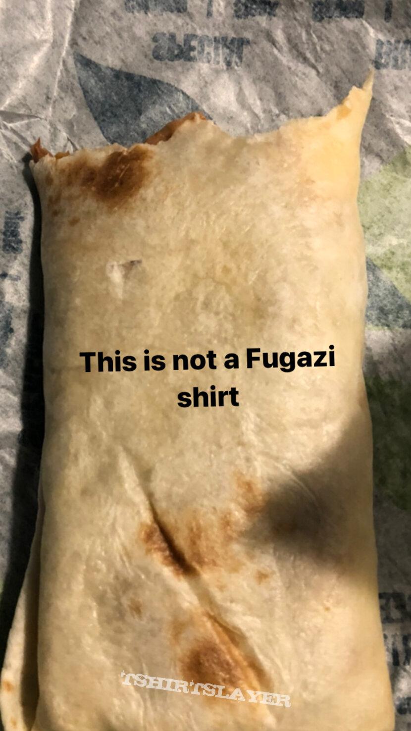 Fugazi shirt