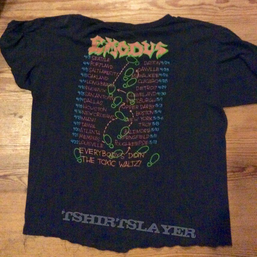 Exodus shirt