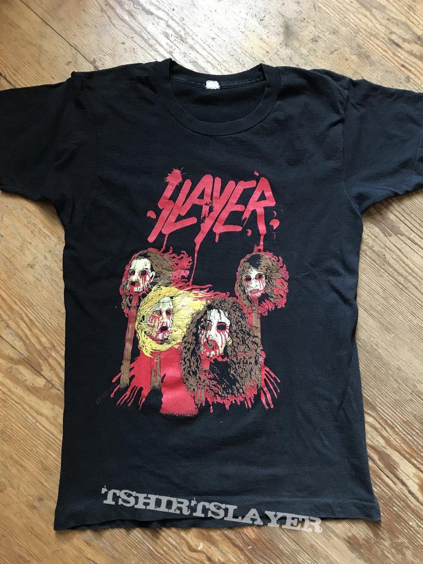 Slayer - Dead Skin Mask Shirt