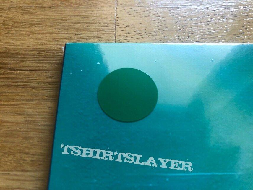 Wolf - The Black Flame Mint green Vinyl LP lim. 100
