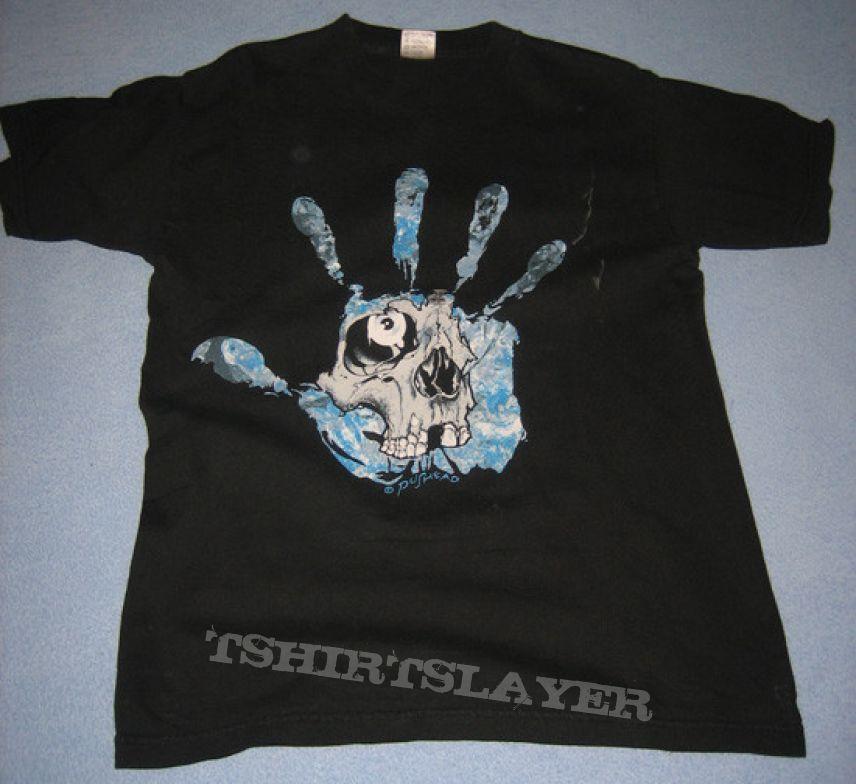 Pushead - 'Hand Of Fear' Shirt