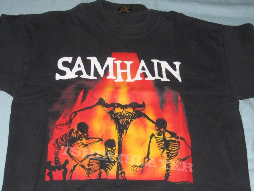TShirt or Longsleeve - Samhain - 'November Coming Fire' Shirt