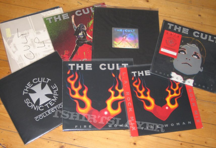 Other Collectable - The Cult - Vinyl Collection II