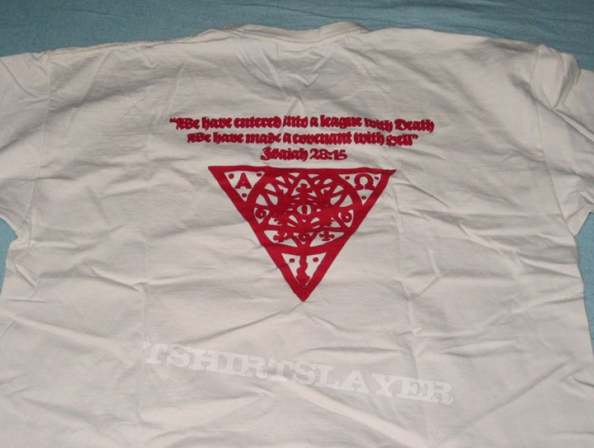 TShirt or Longsleeve - The Devil's Blood - 'The Time Of...' Shirt