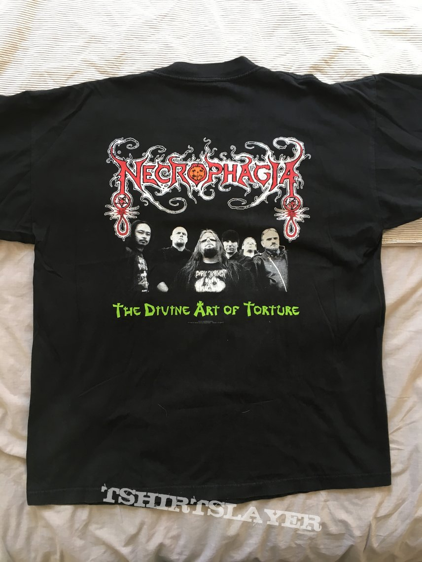 Necrophagia - The Divine Art of Torture 2003