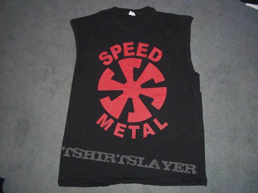 Speed Metal shirt