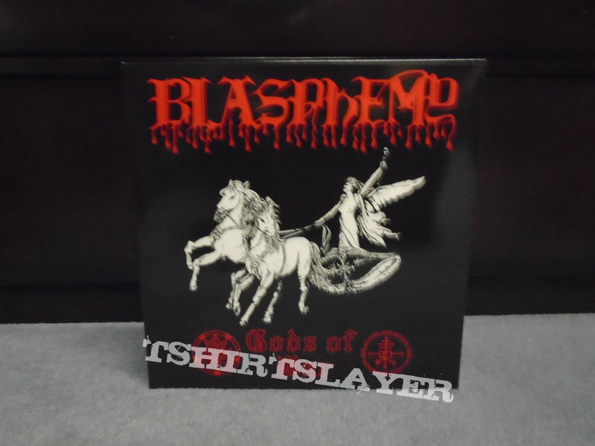 Blasphemy Gods of War