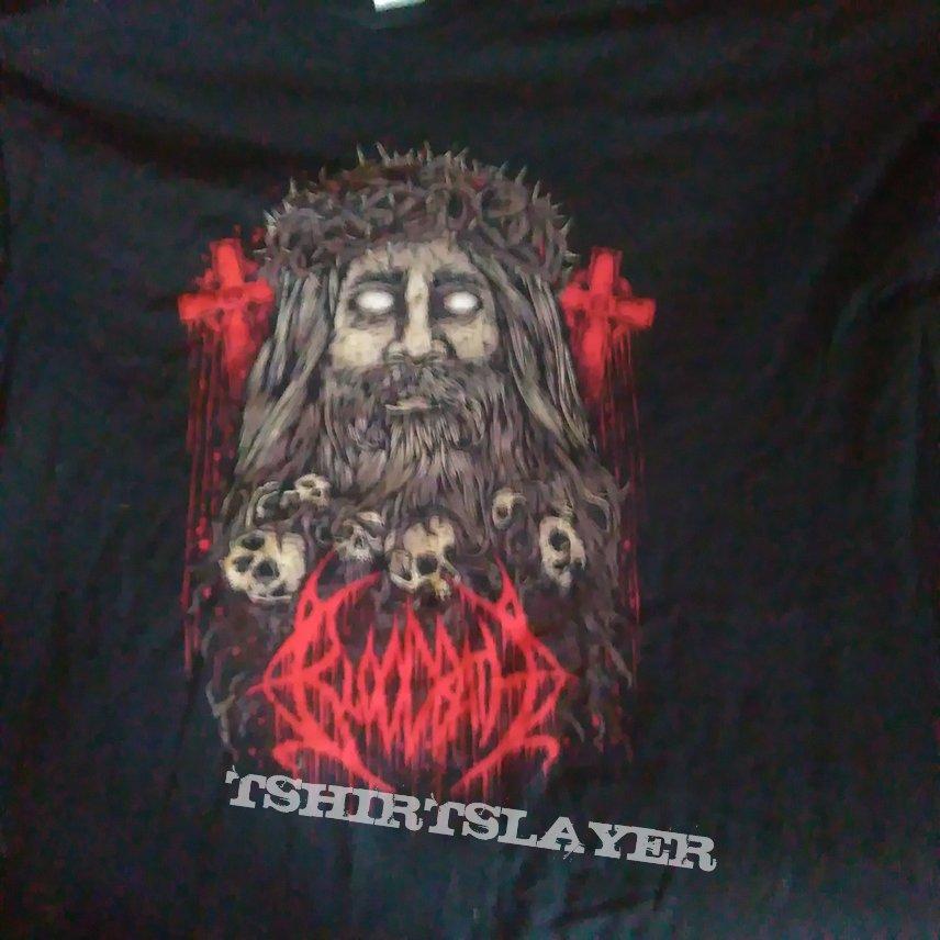 Large bloodbath t-shirt