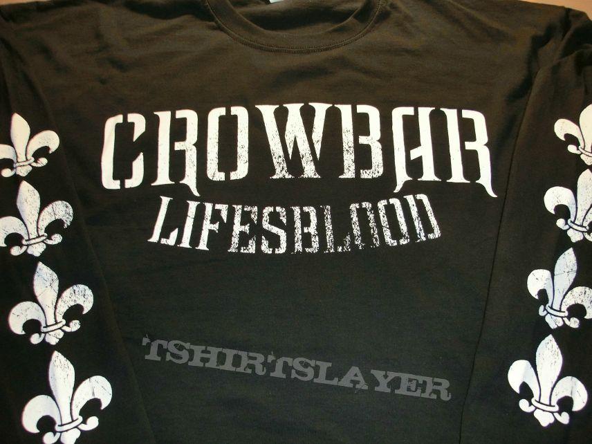 "Crowbar ""Lifesblood"" Longsleeve 2015"