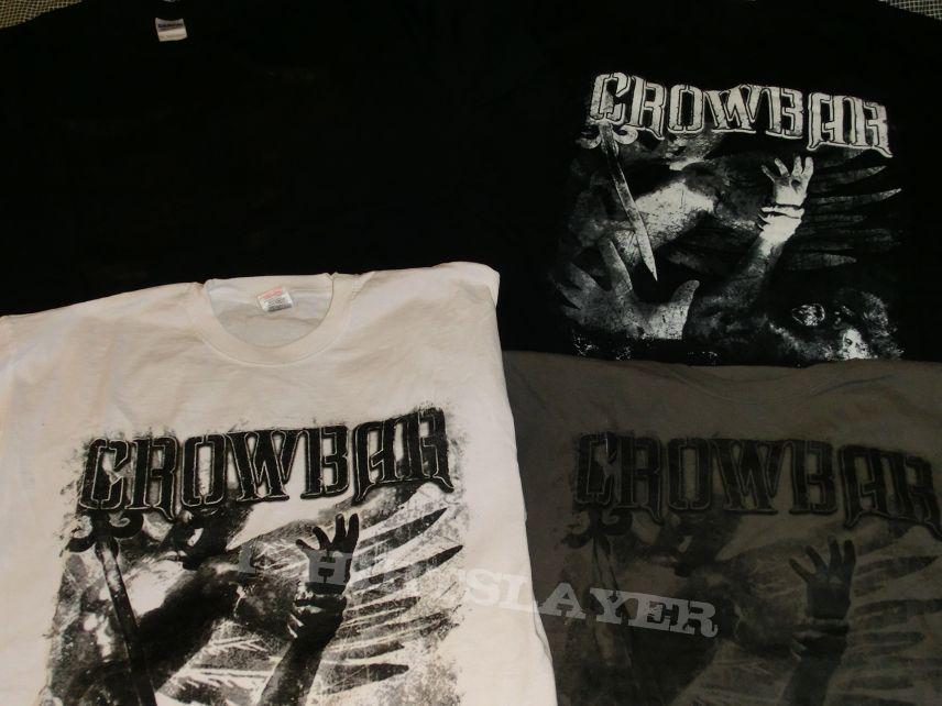 "CROWBAR ""Sever The Wicked Hand Tourshirt 2012""  - white"