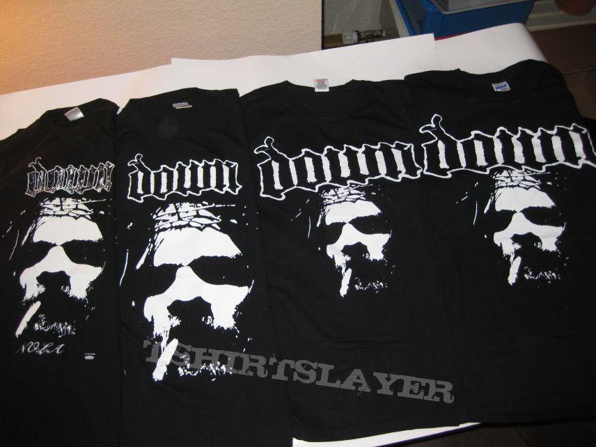 "TShirt or Longsleeve - DOWN ""Smoking J. Tour 2008""  T-Shirt"