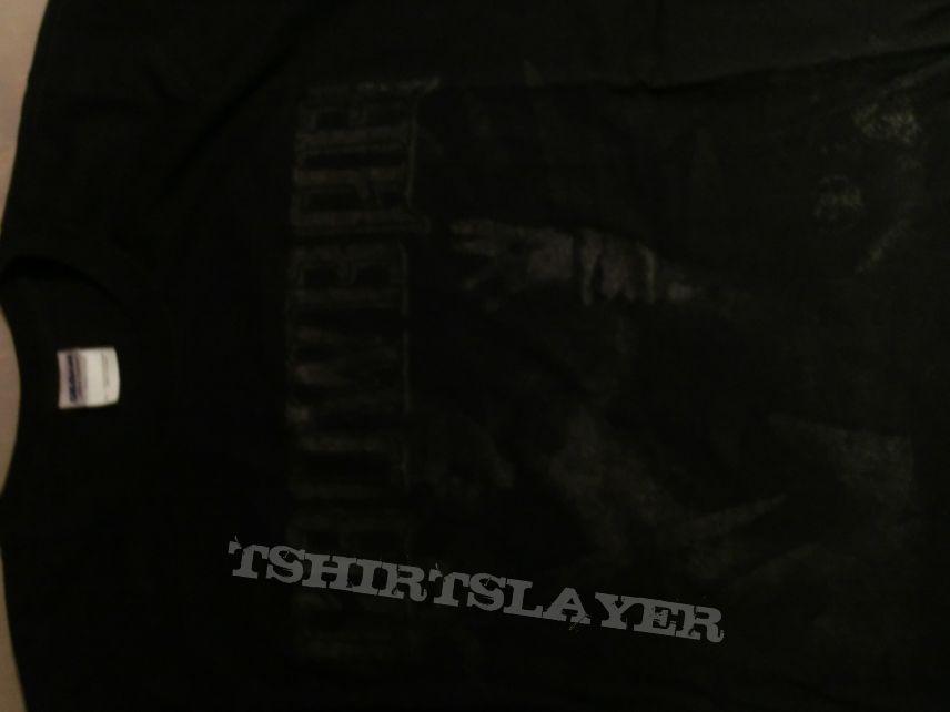"CROWBAR ""Sever The Wicked Hand Tourshirt 2012"" - black/black"