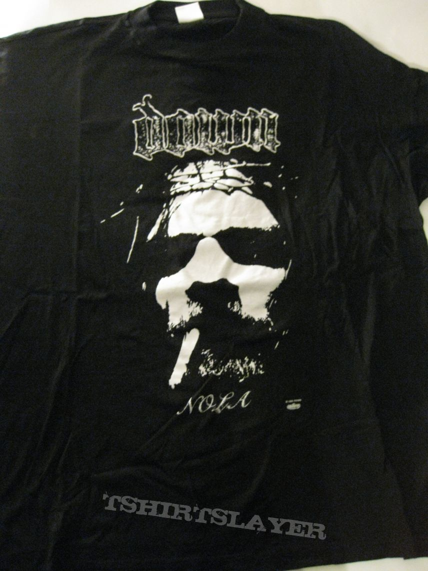 "TShirt or Longsleeve - DOWN 1st Print 1995 ""Smoking Jesus""  rarest down shirt  ever!"
