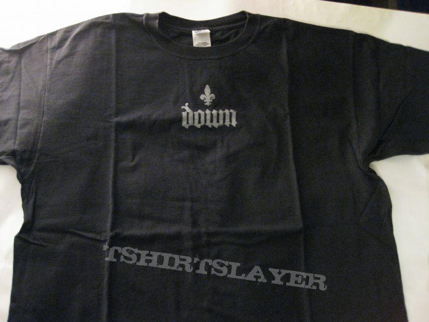 TShirt or Longsleeve - DOWN NOLA 1st Print 2005 - small Logo - XXL