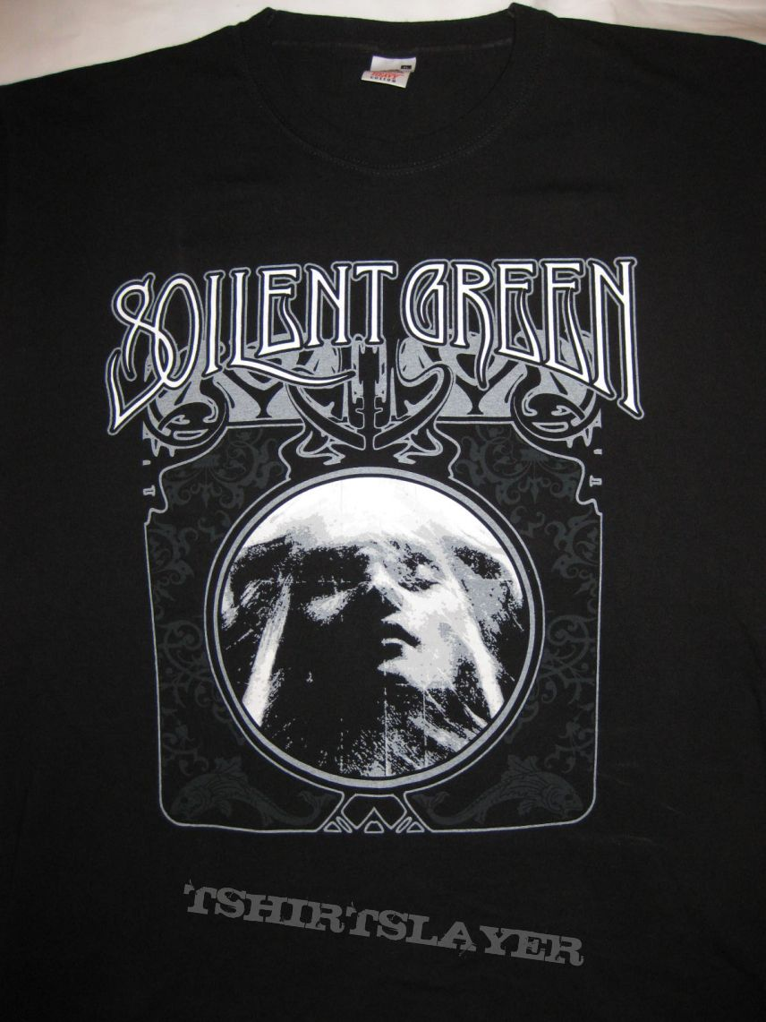 TShirt or Longsleeve - SOILENT GREEN - This Parasite of Knowledge - Reprint 2011